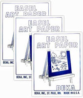Beka Pack of 3 Easel Art Pads