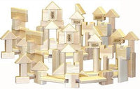 Beka 06010 Interlocking Little Builder Block Set 100-Piece