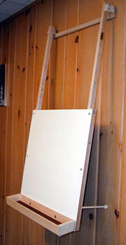 Beka 02104 Hanging Easel with Art Tray Option