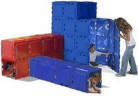 Brik-A-Blok Toy System 46 Piece Set