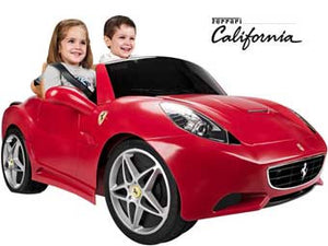 Feber Ferrari California 12v Car