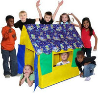 Bazoongi Kids Alien House Kids Cottage Play Tent - KC-ALN
