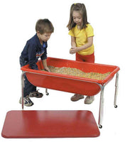 Children's Factory Large Sensory Table and Lid Set 24