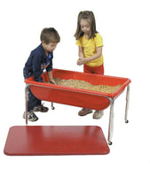 Children's Factory Large Sensory Table and Lid Set 18