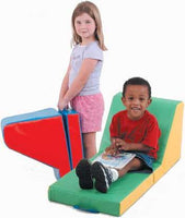 Children's Factory CF349-018 Cozy Time Loungers - Set of 2 - The Creativity Institute