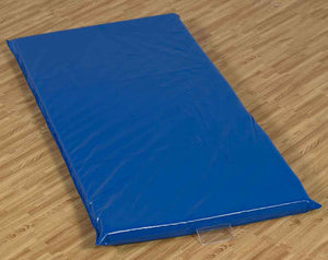 Children's Factory CF350-019 Rainbow Rest Mat - One Blue Mat