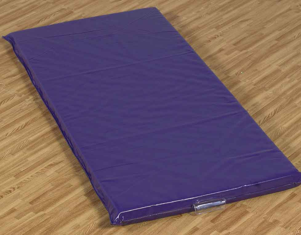 Children's Factory CF350-021 Rainbow Rest Mat - Purple