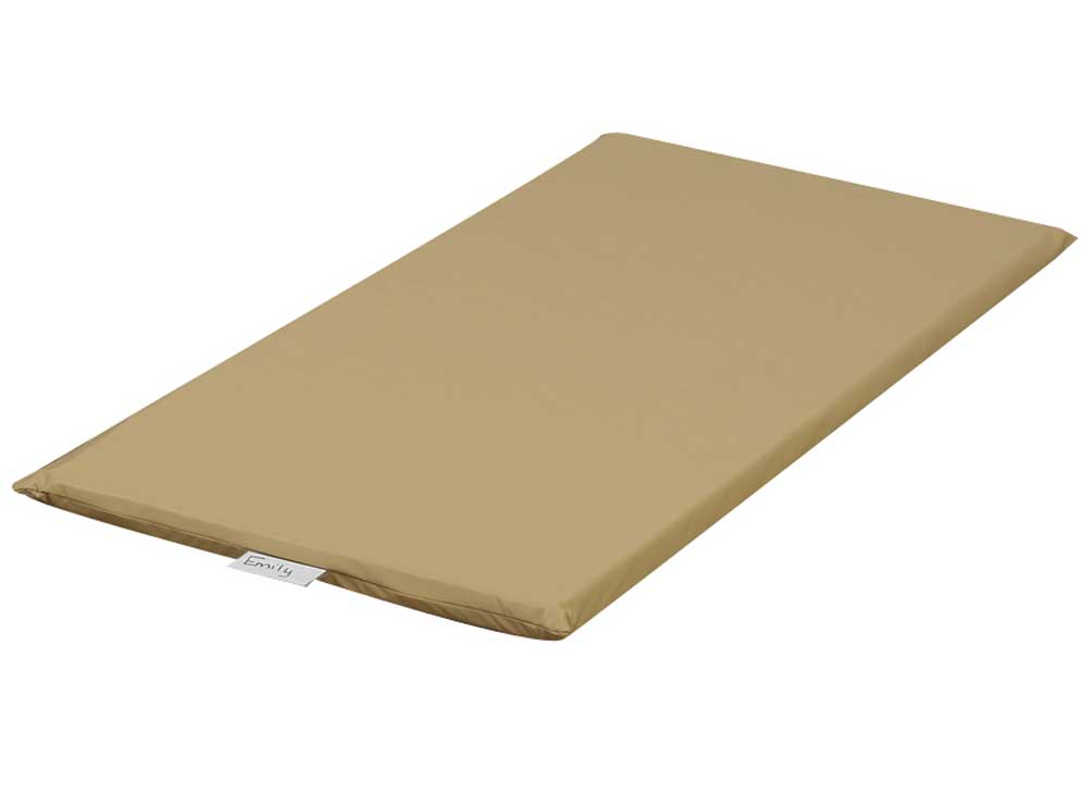 Children's Factory CF350-043 Cozy Woodland Rest Mat - Almond