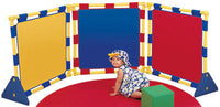 Children's Factory 3 Square Play Panel (PlayPanel) Set - CF900-507