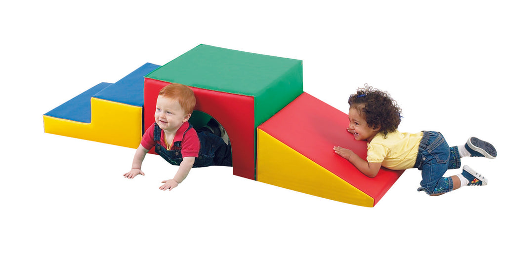 Children's Factory Mini Tunnel Climber - SALE PRICED