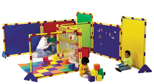 Children's Factory CF900-526 Big Screens Super Set of 8 PlayPanels (Play Panels) - The Creativity Institute