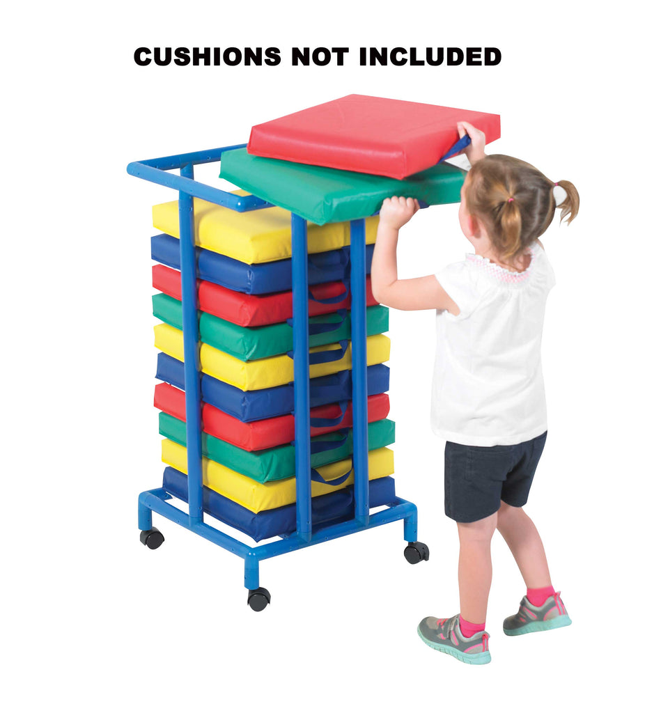 Children's Factory CF905-002 Indoor-Outdoor Cushion Cart