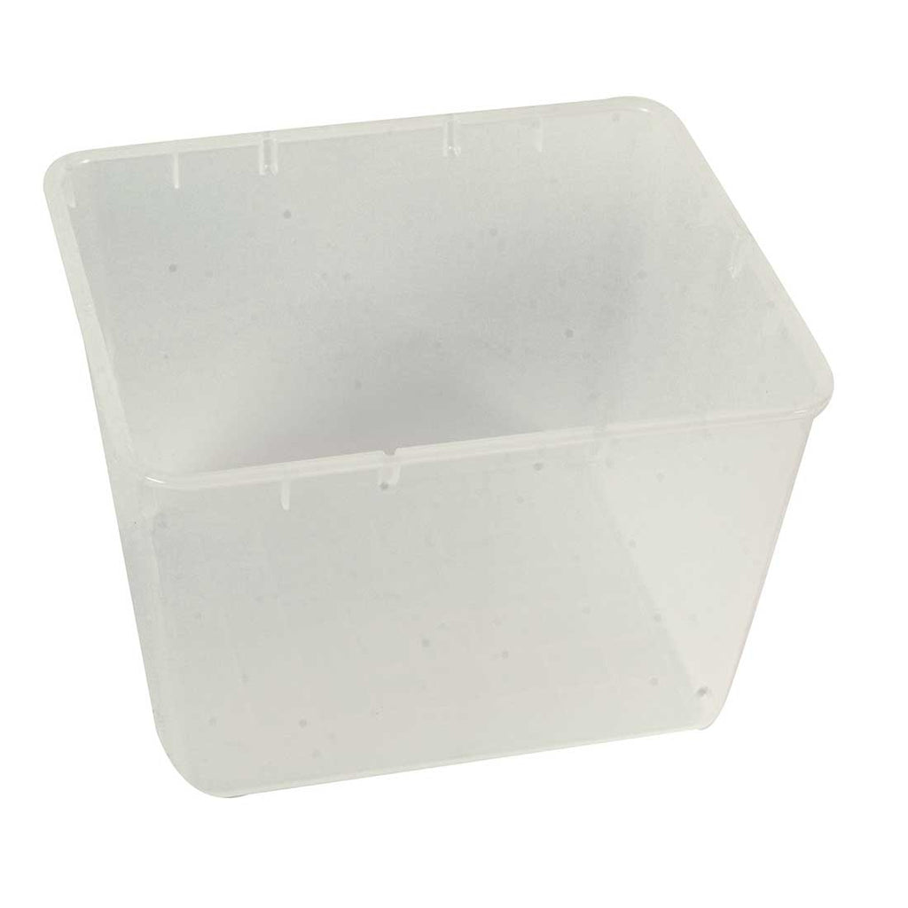 Children's Factory CF905-999CL X-Size Cubbie - Clear