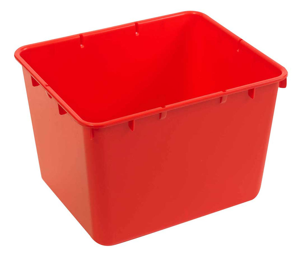 Children's Factory CF905-999R X-Size Cubbie - Red
