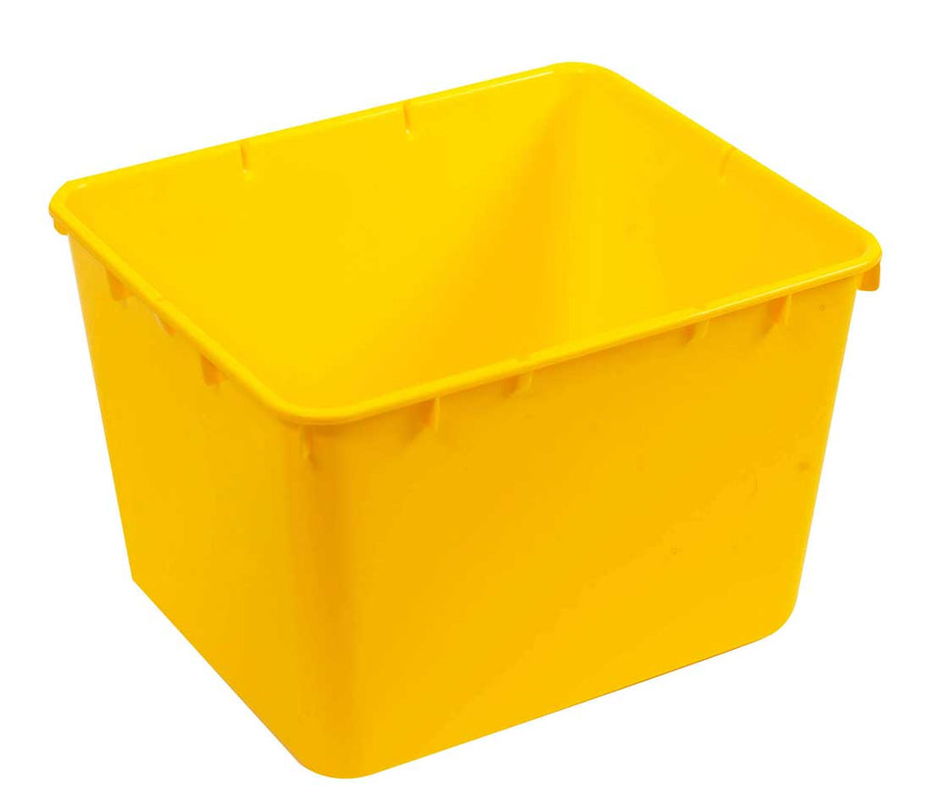 Children's Factory CF905-999Y X-Size Cubbie - Yellow