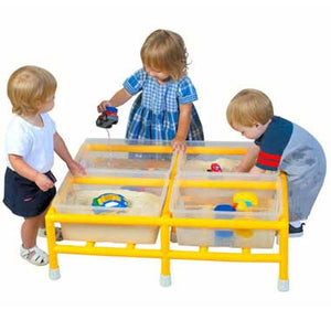 Children's Factory CF905-135 Mini Quad Discovery Table