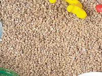 Children's Factory CF910-062 Kidfetti Sand-Colored Play Pellets