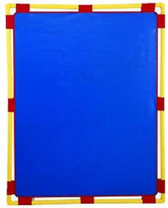 Children's Factory CF900-517B Big Screen Play Panel (PlayPanel) - BLUE - The Creativity Institute