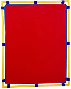 Children's Factory CF900-517R Big Screen Play Panel (PlayPanel) - RED