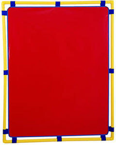 Children's Factory CF900-517R Big Screen Play Panel (PlayPanel) - RED - The Creativity Institute