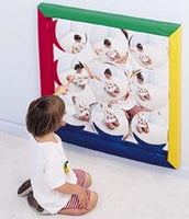 Children's Factory Soft Frame Bubble Mirror - CF332-143 - The Creativity Institute