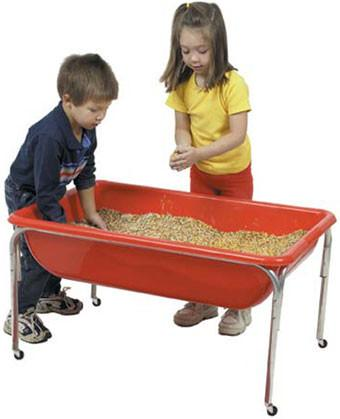 "Children's Factory Large Sensory Table 18"" Legs - 1133-18"