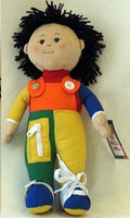 Children's Factory CF100-851 Learn to Dress Doll - Asian Boy