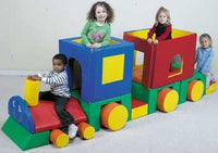 Children's Factory CF321-080 Little Train Play Set