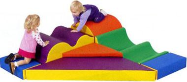 Children's Factory CF710-096 Marshmallow Upside Downs Climber