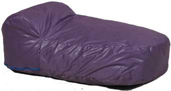 Children's Factory CF650-526 Pod Pillow in Purple
