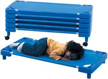 Children's Factory CF005-005 Set of Five Toddler Cots