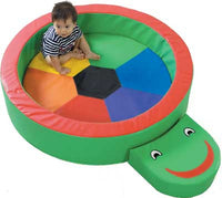 Children's Factory CF322-179 Turtle Hollow Nesting Circle - The Creativity Institute