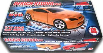 Design Studio Pro from ClayModelers.com