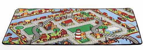 "Learning Carpets City By The Bay Rug 36"" x 79"" - LC179"
