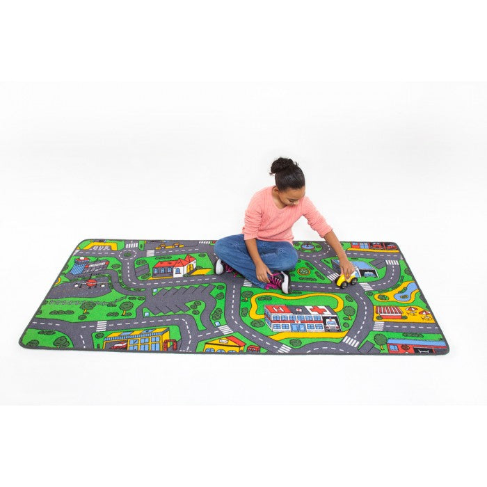 "Learning Carpets City Life Rug 36"" x 79"" - LC206"
