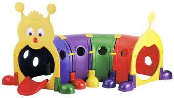 Gus Climb-N-Crawl Caterpillar - ELR-035