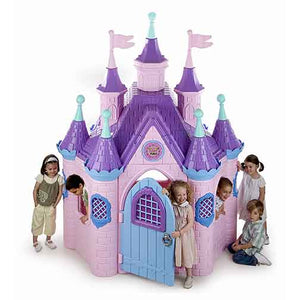 ECR4Kids Jumbo Princess Palace ELR-12525 - The Creativity Institute