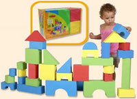 Edushape Big EduColor Blocks - 32-Piece