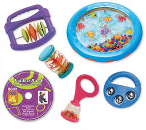 Edushape HL9008 Baby's 1st Birthday Musical Toy Set