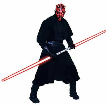 Fathead 92-92012 Darth Maul Wall Graphic