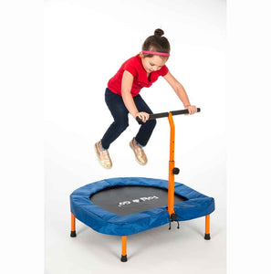 The Original Toy Company  Fold & Go Trampoline Deluxe - The Creativity Institute