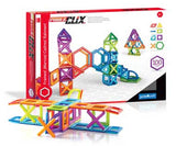 Guidecraft G9202 PowerClix Frames - 100 Piece Set