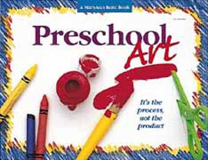 Preschool Art - Book