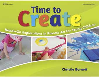 Time to Create - Book