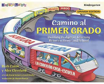 On Track to First Grade - SPANISH EDITION