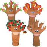 Get Ready Kids 509 Mister Tree Puppet