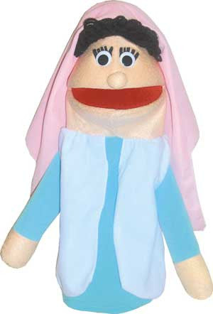 Get Ready Kids Bible Woman Puppet - 387
