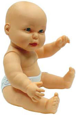 Get Ready Kids Caucasian Gender Neutral Baby Doll - 850GN