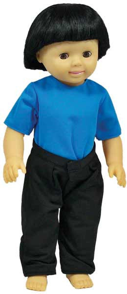 Get Ready Kids Multicultural Dolls - Asian Boy Doll - 637