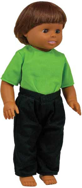 Get Ready Kids Multicultural Dolls - Hispanic Boy Doll - 635